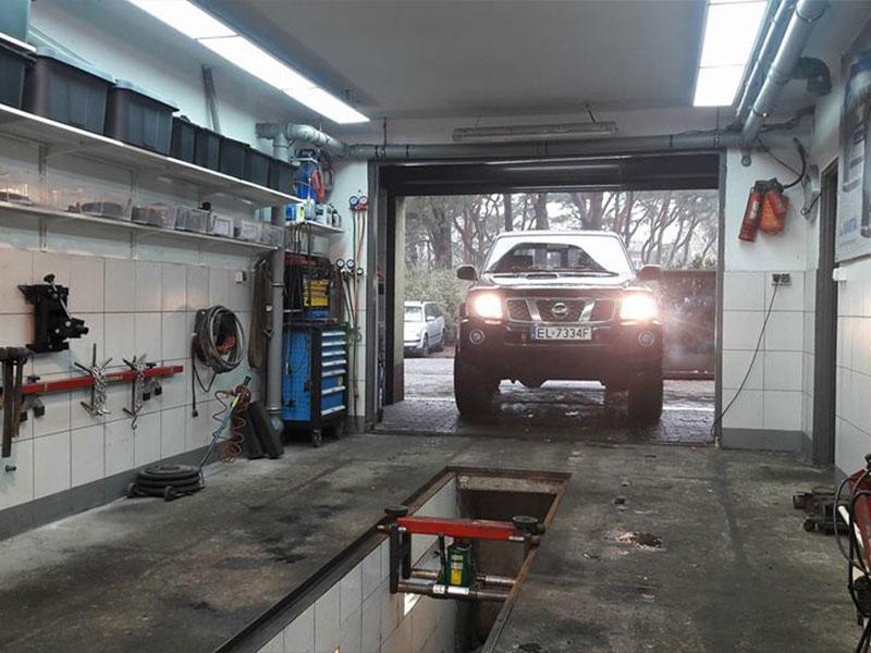 Auto mechanik Łódź UAuto Piotr Nowaczyk ul. Uroczysko 24